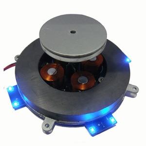 Image 4 - لتقوم بها بنفسك 500g المغناطيسي الإرتفاع وحدة المغناطيسي تعليق الأساسية مع LED مصباح D4 007