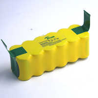 14.4V 5200mAh Ni-MH Battery Replacement for Authentic Irobot Roomba 500 600 700 Series Battery 555 595 620 630 650 660 790