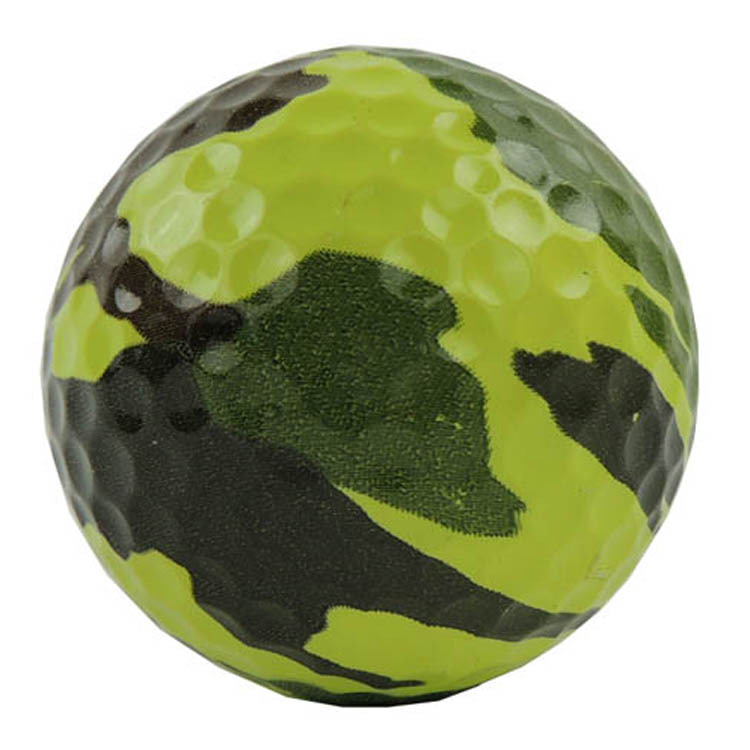 5 STKS Golfbal, Camouflage golfbal, speciale - Golf