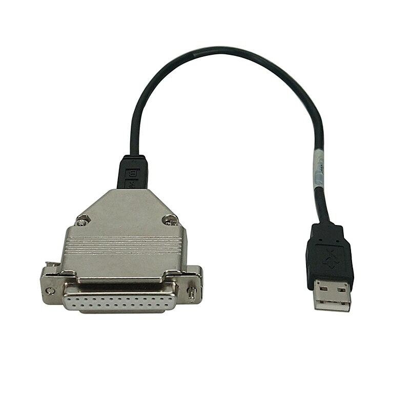 Usb para Adaptador Controlador para Mach3 Usb para Lpt Paralelo Roteador Porta Adaptador Controlador Cnc Ly-usb100 Uc100