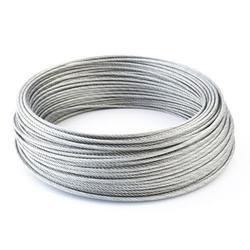 THGS проволока из нержавеющей стали Веревка кабель такелаж Экстра, диаметр: 1,0 мм