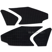 For HONDA CBR1000RR 2008 2013 09 10 11 12 Motorcycle Tank Traction Pad Side Gas Knee Grip Protector Anti slip sticker 3M Black