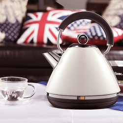 Electric kettle  household stainless steel boiling water  Safety Auto-Off Function