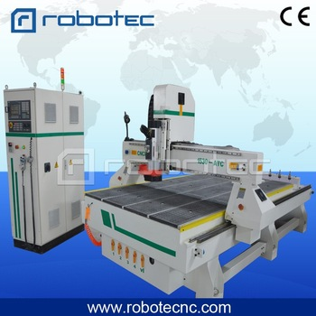 Fast Speed Linear Auto Tool Changer Cnc Router/woodworking Router Cnc 3d