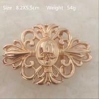 New phong cách vàng kim loại chéo đai sọ khóa cho 4.0 cm/1.57in vành đai rộng mát thời trang Men phụ nữ quần jean phụ kiện bán buôn