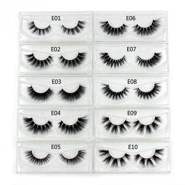 AMAOLASH Eyelashes Mink Eyelashes Thick Natural Long False Eyelashes 3D Mink Lashes High Volume Soft Dramatic Eye Lashes Makeup 1