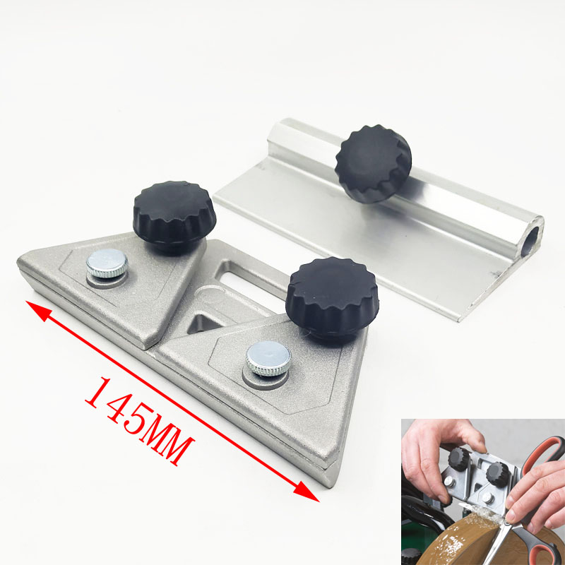 Sharpening Jigs Accessories For Water cooled Grinder Woodworking Sharpening Clips Scissor Jig Knife Jig Diamond truing tool in Woodworking Machinery Parts from Tools