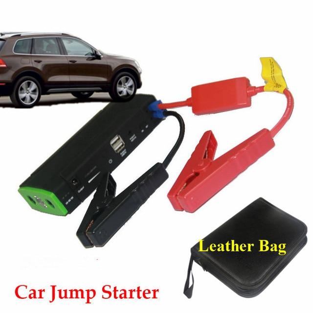 New Emergency Multi-Function 9900mAh 12V Car Jump Starter 2USB Mobile Phone Laptop Power Bank 400A Peak Car Battery Charger LED