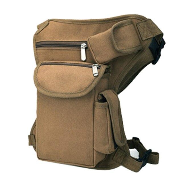 TACTICAL WAIST LEG BAG 5