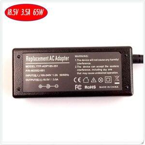 Image 2 - Für HP EliteBook 2560p 2530p 2730p 6930p 8730w 8530p 8530w Laptop Ladegerät /Ac Adapter 18,5 V 3.5A 65W