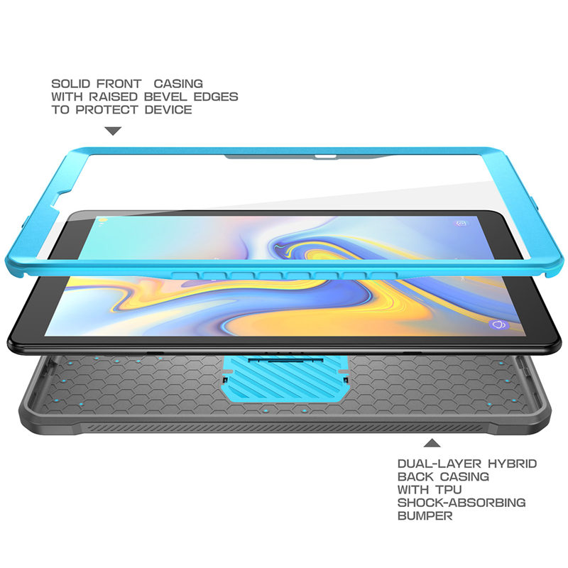 For Galaxy Tab S5e Case 10.5 inch 2019 Release SM-T720/T725 SUPCASE UB Pro Full-Body Rugged Cover with Built-in Screen Protector-4