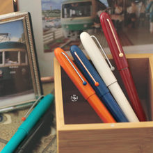 Перьевая ручка andstal kaco в стиле ретро Сверхтонкая 038 мм