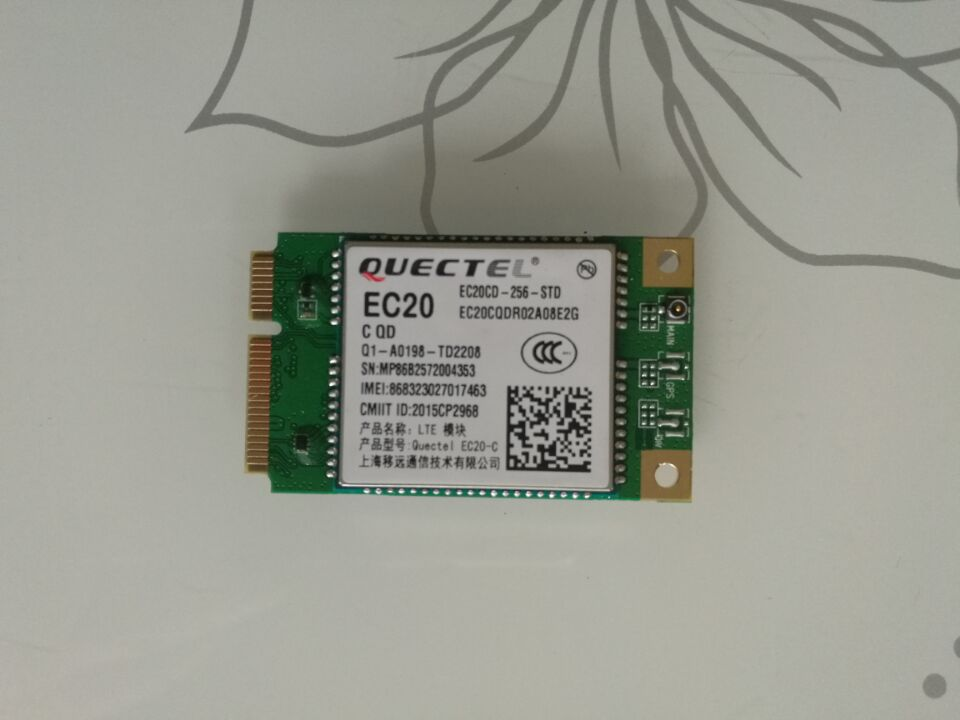 EC20 4G Module PCIE LTE Module Libido T260S Router Dedicated
