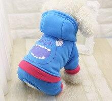 Cute Warm Dog Clothes