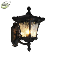 Waterproof outdoor Wall lamp lights garden villa balcony house wall lightings Free shipping
