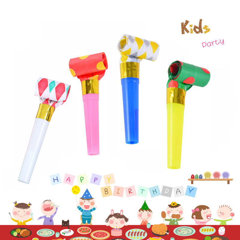 Funny Blowouts Party Birthday Blow Outs Noisemakers Kids Child Toy Favours/%#