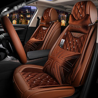 General Car Seat Cushion Car Styling Car Seat Cover for lacetti nissan qashqai honda accord 2003 2007 alfa 147 subaru impreza