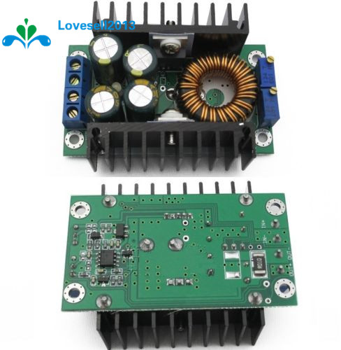 DC 9A 280W Step Down Buck Converter 7-40V To 1.2-35V Power Module