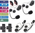 Free Shipping!2 Set/Lot COLO-RC Motorbike Bluetooth 1000m Intercom L3 Remote Control+Hard Earpiece+Clip