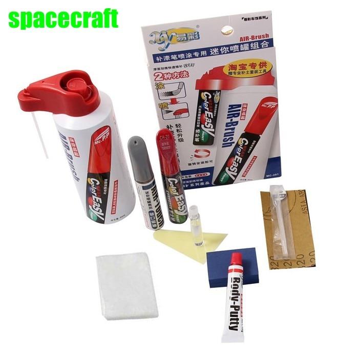 Car scratch repair pen, auto paint pen and tools for Hyundai solaris,accent, santafe new elantra ,car accessories