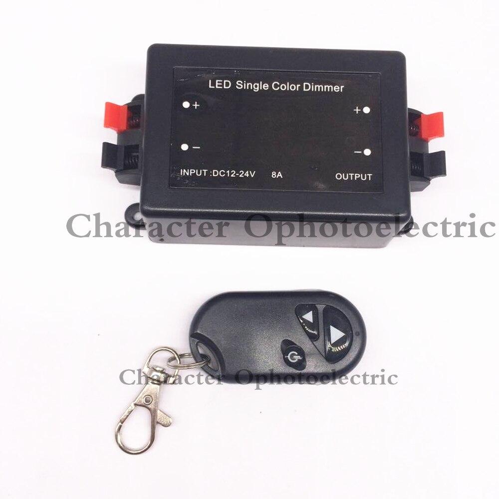 LEVOU Dimmer Com RF Remoto Controlador de