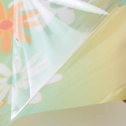 Утолщенная скатерть из ПВХ, водонепроницаемая, мягкая, стеклянная, пластиковая, скатерти, коврик для стола, журнальный столик, покрытие, маслостойкая Скатерть