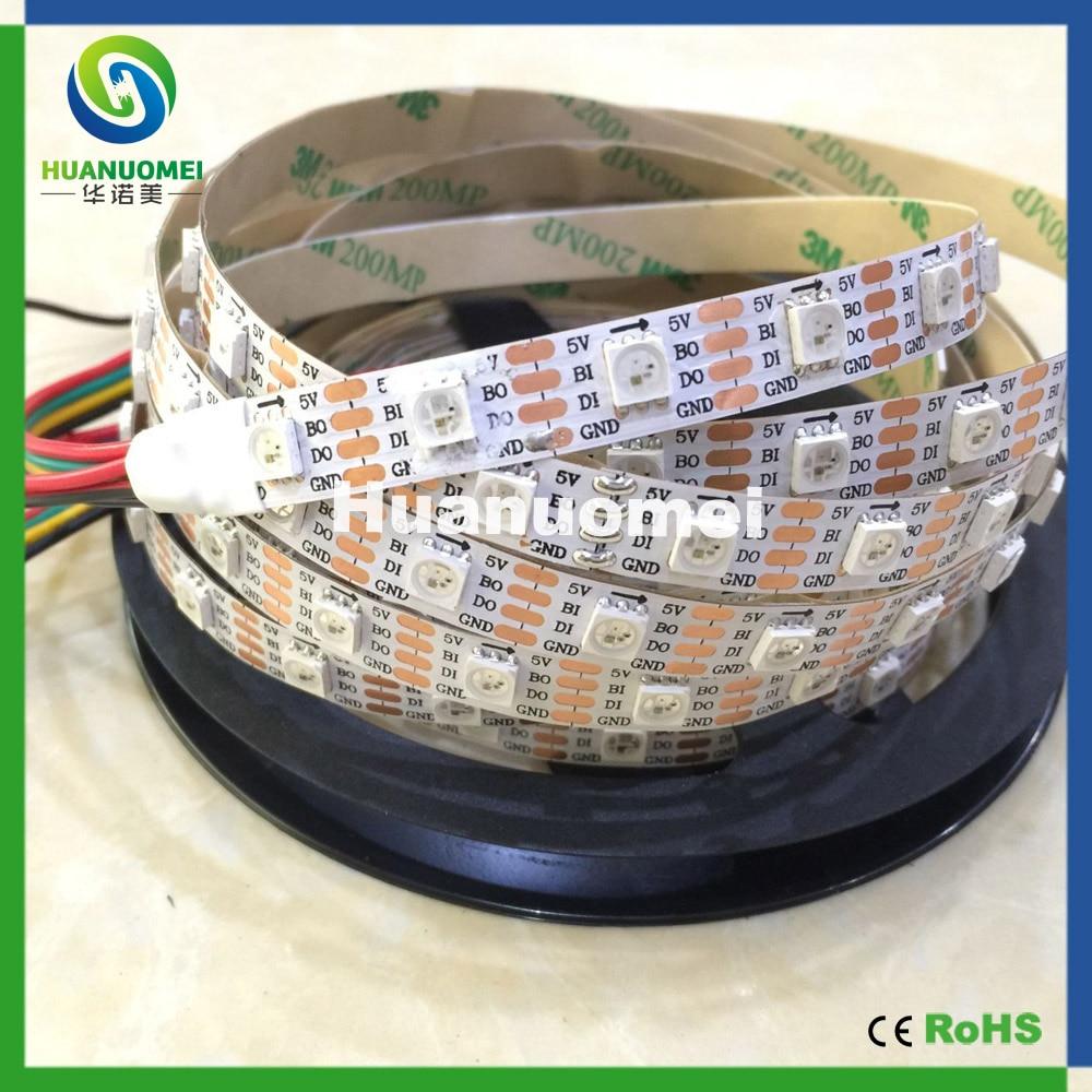 100pcs 50cm Ws2812b Magic Color Led Bar Lights Waterproof Rgb Circuit Board China Flexible Strip Rigid 74leds 74pixels 5050 Smd Ws2811 Ws2813 Digital Full Pixel Light5m