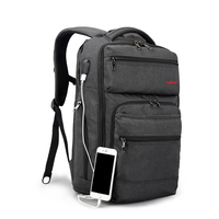 2019 Hot Sell Slim Business Laptop Backpack Anti Theft Backpacks With USB Charging Port College School Backpacks
