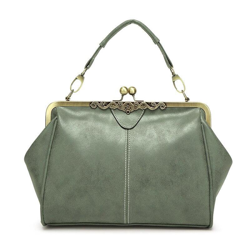 Famous Brand Womens Bag Vintage Nubuck Leather Handbags Shell Ladies Clutch Designer Crossbody Bag Suede Sac A Main Femme Bolsas