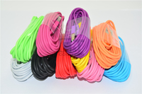 6FT Colorful 8Pin High Speed USB Data Sync Charging Cable For IPhone 5 5S 5C 6