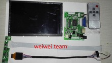 Promo offer 100% Tested 7 inch 1280X800 IPS Raspberry Pi Monitor HD Digital LCD Display HDMI VGA 2 AV banana pi