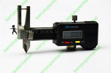 Cheaper 0-25mm Digital Diamond Gem Gauge Minitype three-purpose digital caliper Digital thickness gauge