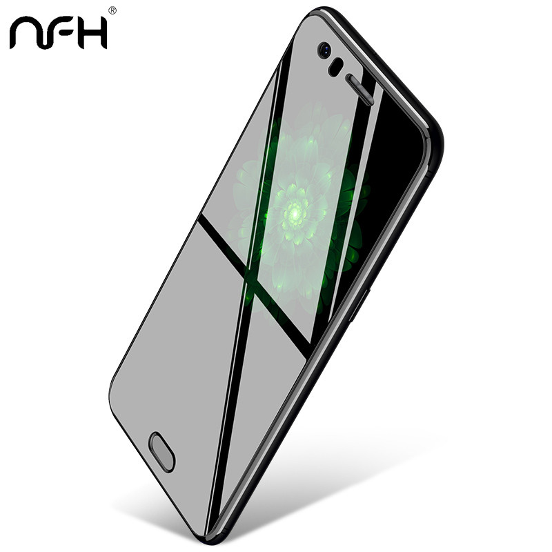 NFH For Oneplus 5 A5000 Screen Protector 9H Ultra Thin Protective Film Tempered Glass Για ένα συν 5/3 / 3t Άνευ ραφής κάλυμμα