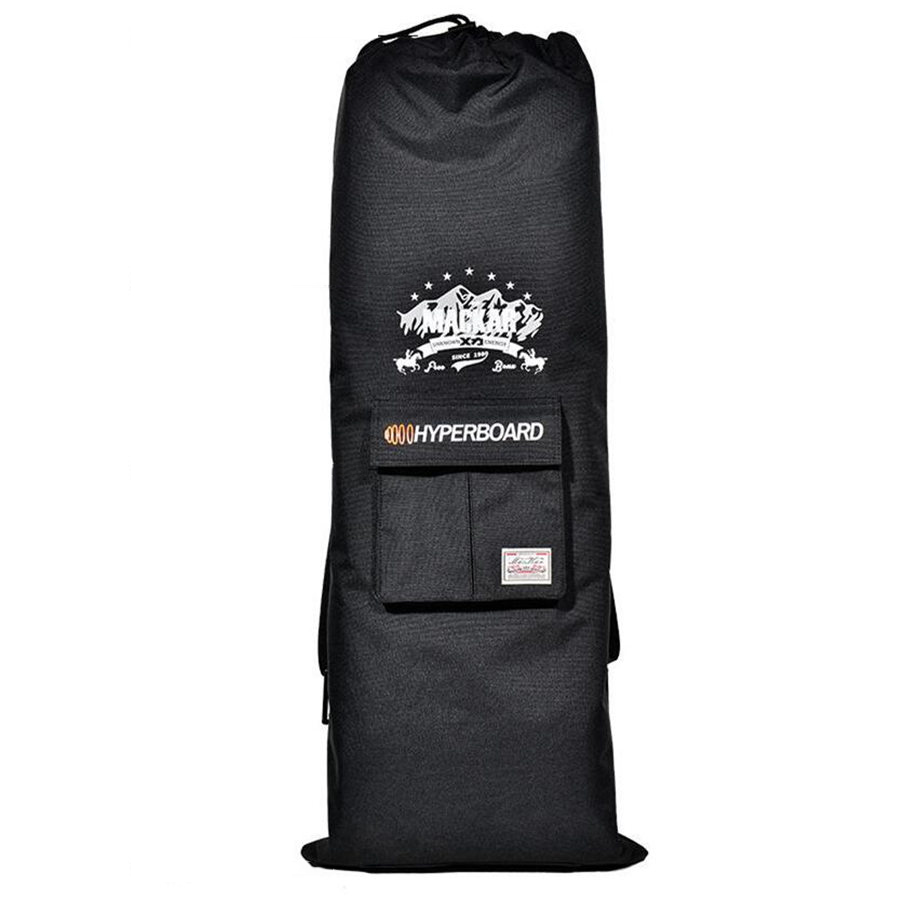 Sac de planche à roulettes électrique professionnel 105x40 cm sac à dos de planche à roulettes Double culbuteur sac à cordon multifonctionnel - 3