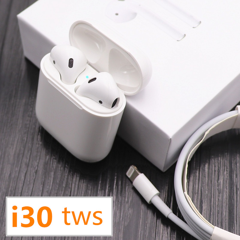 Consumer Electronics Painstaking New I30 Tws Bluetooth Earbuds Air Xy Wireless Pk W1 Chip Lk Te9 Lk-te9 Earphone 1:1 Size Pk I10 I20 I10tws I13 I14 I15 I16 Tws Strong Packing