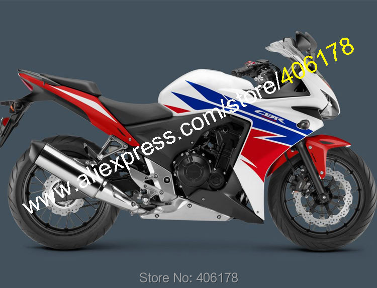 For 2013-2014 CBR500R Fairings CBR 500 R 13 14 CBR500 RR Aftermarket Motorcycle Fairing (Injection Molding)