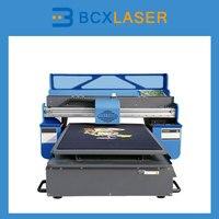 Автоматический струйный футболка принтер 5 видов цветов DTG многоцветный принтер футболка печатная машина