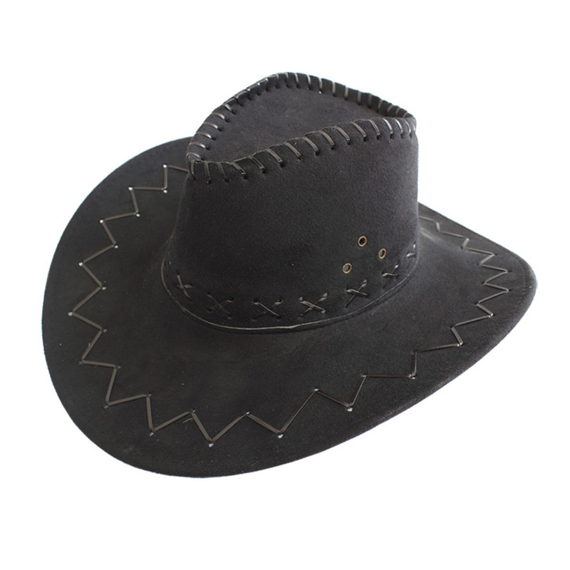 BOY Girl Cappello di Feltro Fedora Bambini Cowboy Occidentale Cowgirl Hat  Protezione di Jazz del cappello Porkpie Toca Sole Sombre Hat10 in BOY Girl  ... 3e36626c91c6