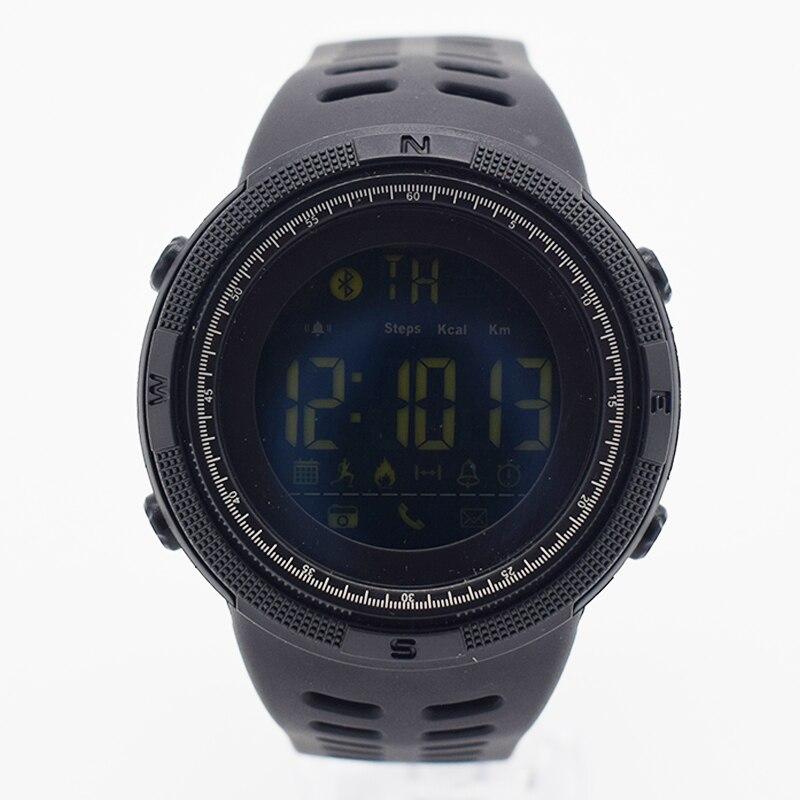 Водонепроницаемая обувь черного цвета запястье цифровой автоматические часы для мужчин digitais часы Бег мужские человек digitales часы творчески …