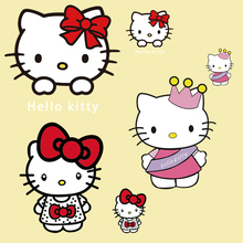 db5febf28 iron on patches stripes for clothes ironing applications for clothing hello  kitty patch application of one