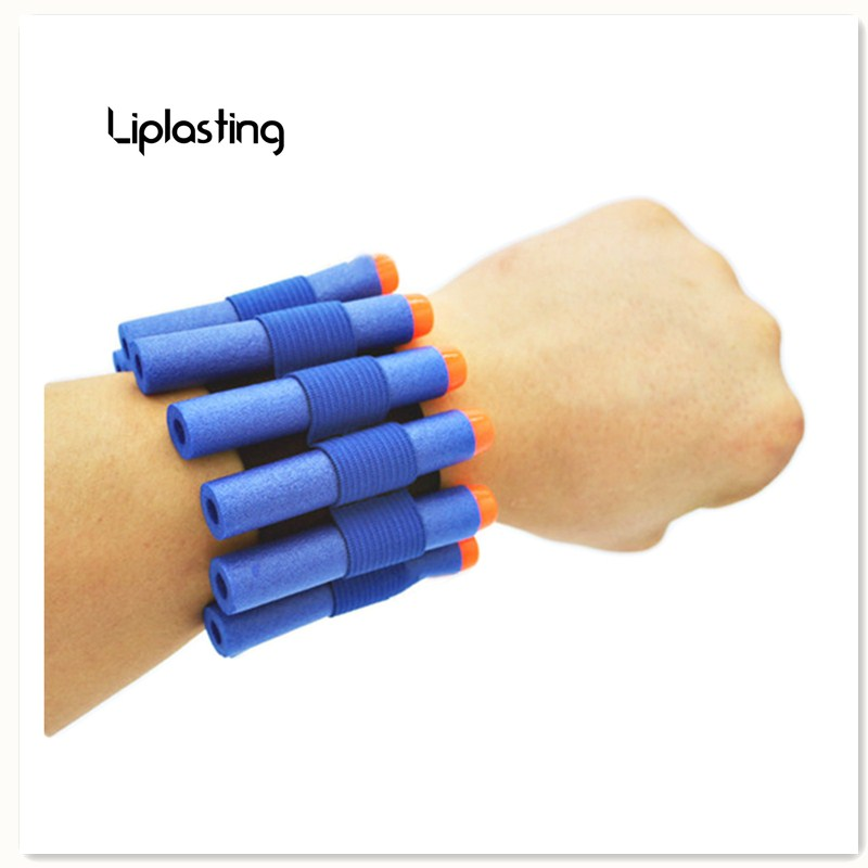 Professional Wristband store soft bullet For Nerf Gun Toy Children Game