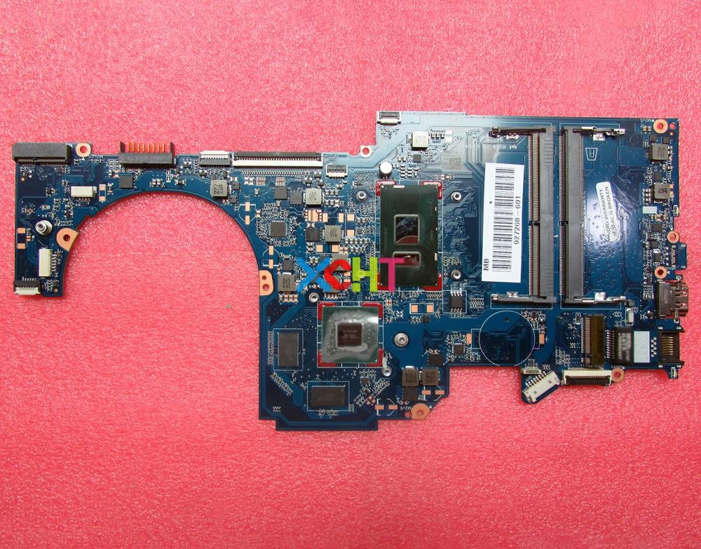 XCHT for HP Pavilion 15 15 CC 15T CC500 Series 927268 601 927268 001 DAG71MB16D0 940MX 2GB i7 7500U Laptop Motherboard Tested-in Laptop Motherboard from Computer & Office