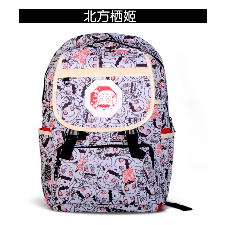 Image 2 - Anime Naruto Printing Cartoon Backpack School Bag Student Rucksack Shoulder Bags Large Book Satchel Purse Collection Boys Gifts-in Backpacks from Luggage & Bags