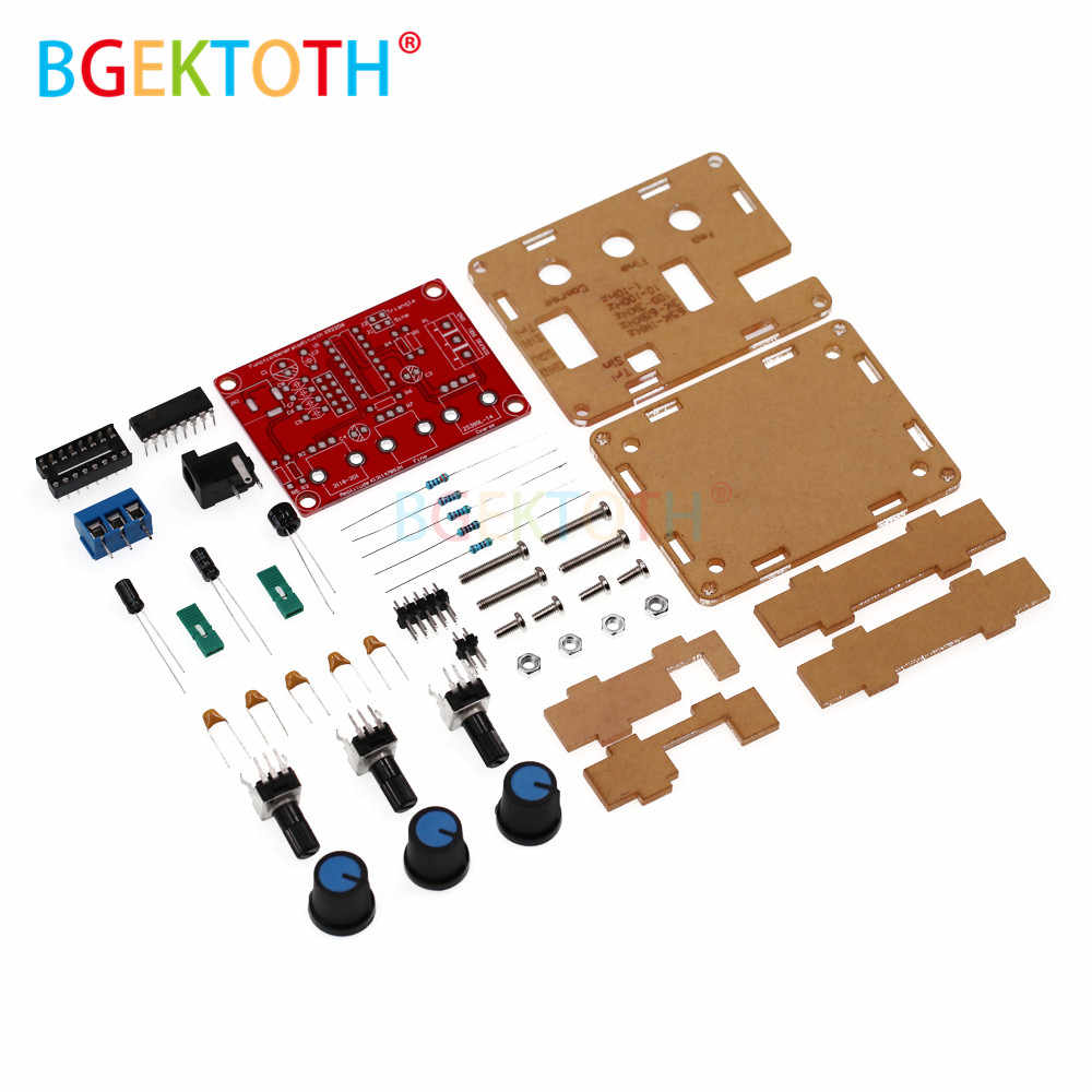 Component Signal Generator Circuit Designing A Function Detail Feedback Questions About Diy Kit Sine Triangle Square Output 1hz 1mhz