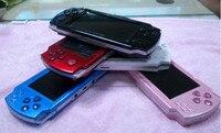 EL Built-In 5000 juegos, 8 GB 4.3 Pulgadas PMP Handheld del Juego del Jugador de MP3, MP4 y MP5 Cámara FM Reproductor de Vídeo Juego de Consola Portátil
