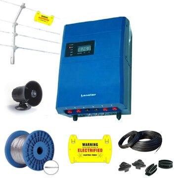 Électrificateur de clôture électrique de sécurité pour le système d ...