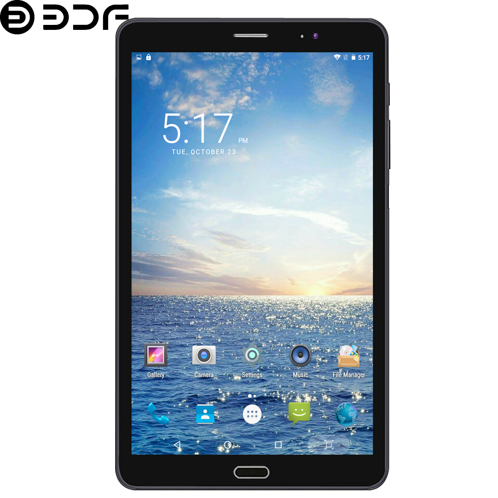 2020 New 8 Inch 3G Mobile Phone Call Tablet Pc Quad Core Android 6.0 Google Play Tablets CE Brand WiFi Bluetooth Dual SIM Cards