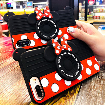 Mickey Minnie Phone Case for iPhone