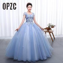 Spitze mit Kristall Farbe Garn Mädchen Hochzeit Kleid 2020 Neue Mode Blumen Weibliche Kunst Exam Kleider Teil Kleid Vestidos De novia