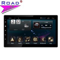 TOPNAVI 2G 32GB Android 7 1 Octa Core 10 2 Car Multimedia Radio For Removable Universal